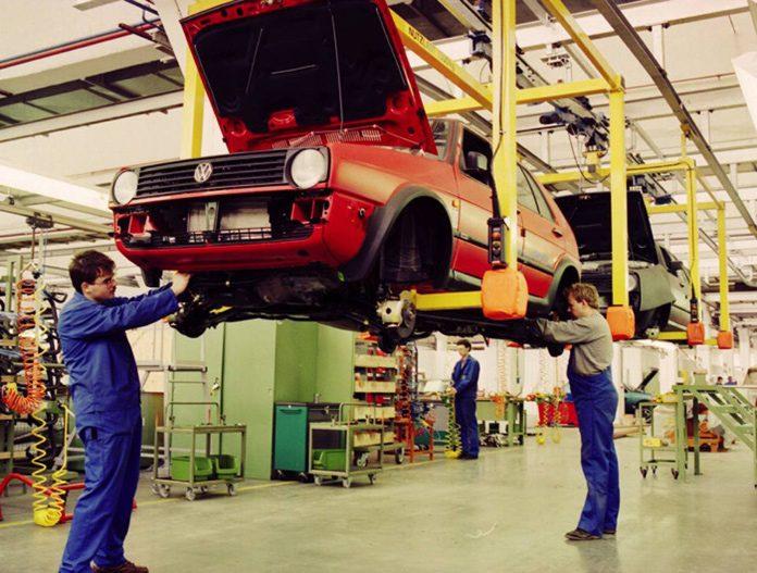 TAS - Tvornica Automobila Sarajevo - A unidade de produção de automóveis da